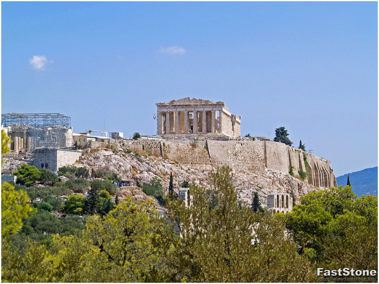 Panoramic Athens & Plaka