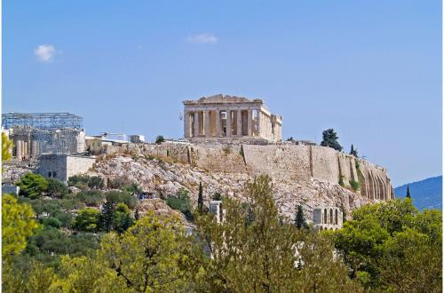 Acropolis & National Archaeological Museum