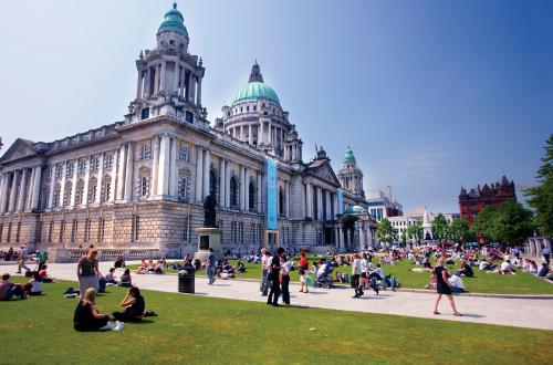 site seeing and walking tours in belfast ireland