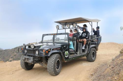 East End Adventure By Hummer in Catalina Island, CA
