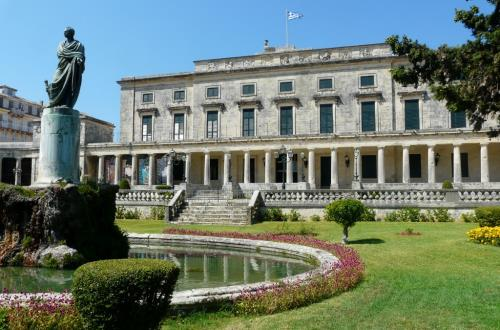 Highlights of Corfu by Land & Sea