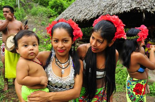 Embera Indian Village Experience in Colon, Panama