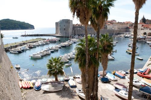 Dubrovnik by Land and Sea