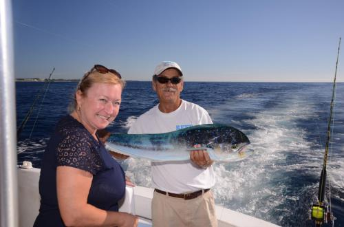 Deep Sea Fishing in Freeport, The Bahamas