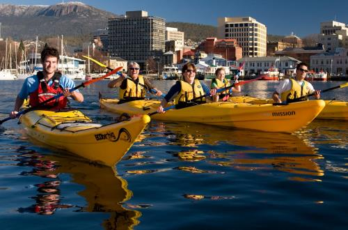 Hobart Sea Kayaking