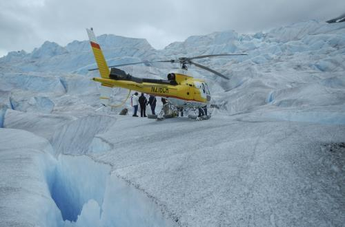 Taku Glacier Adventure by Air Water and Ice in Juneau, Alaska