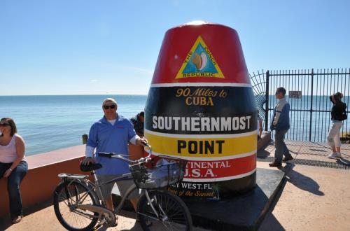 Southernmost Bike Tour in Key West, FL