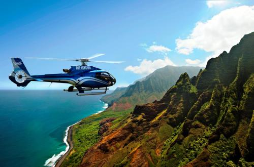 Kauai's Grand Helicopter Tour in Kauai (Nawiliwili), HI