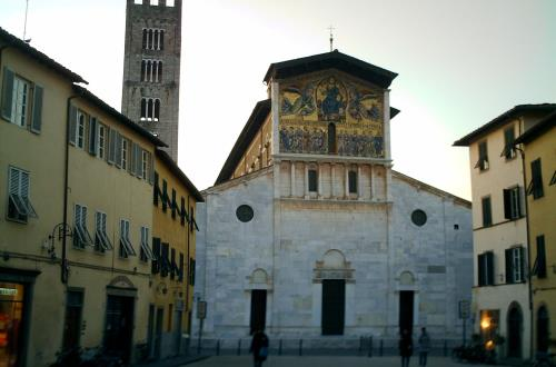 Medieval Lucca
