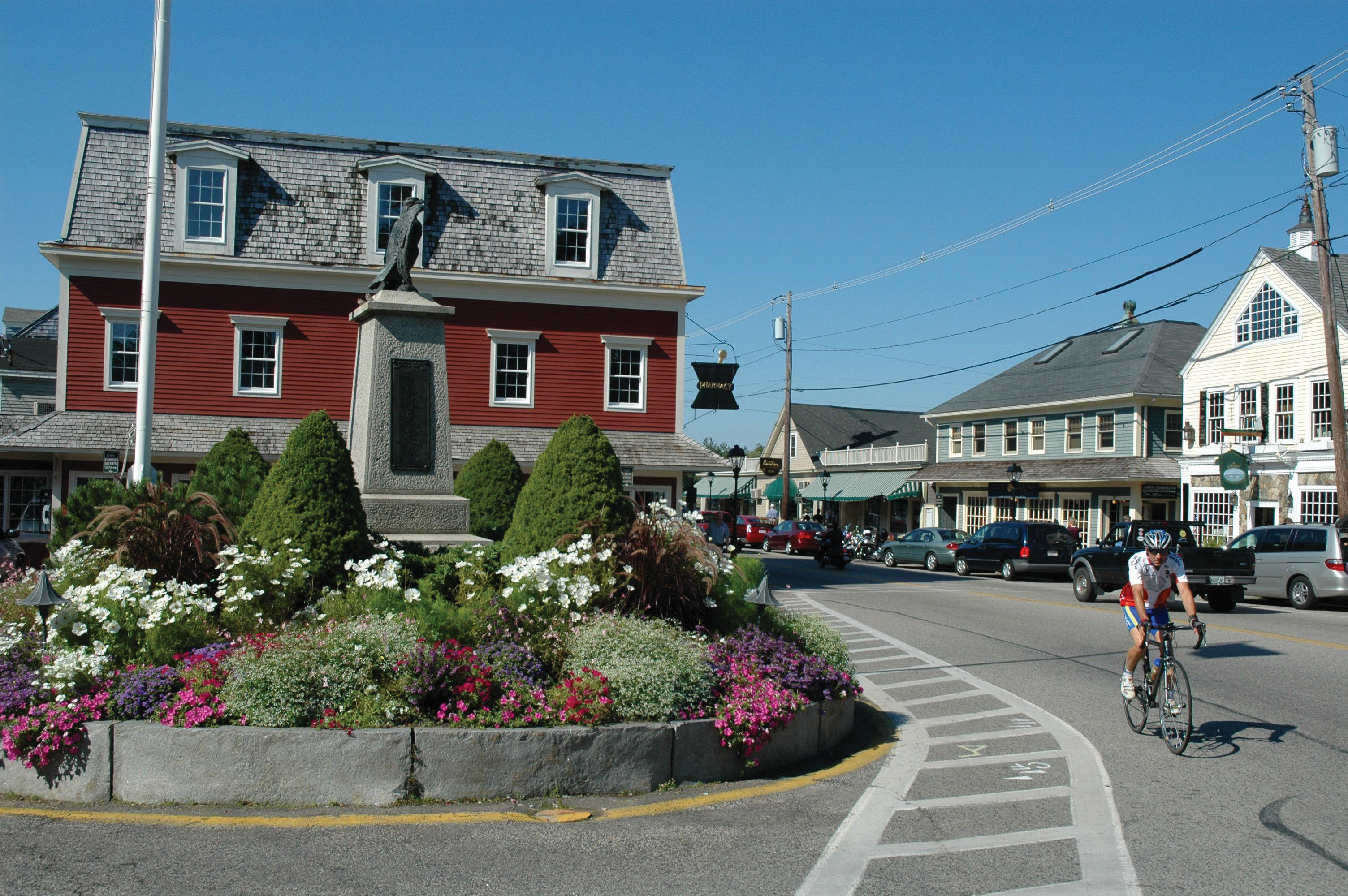 Kennebunkport in Portland, Maine