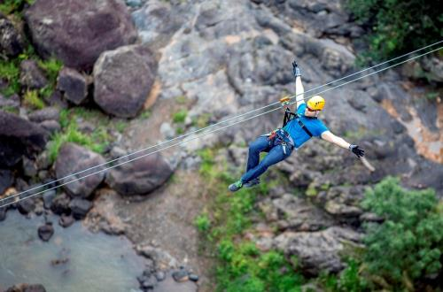 Xtreme Zipline Adventure & The Beast