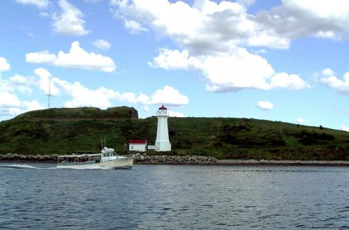 Lobster & Lighthouses in Halifax, Ns, Canada