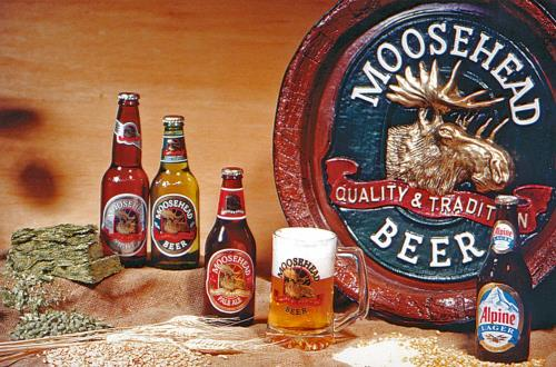 Moosehead Pub Crawl in Saint John, Nb, Canada